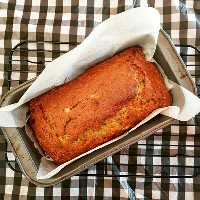 banana bread, banana loaf, Barossa Tathra Homestead